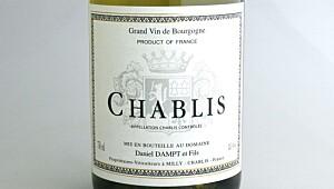 Dampt Chablis 2010