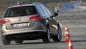 Vi har hardtestet Volkswagen Passat