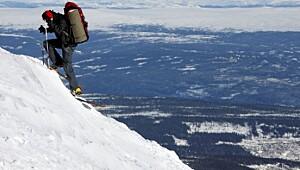 Sør-Norges Mount Everest