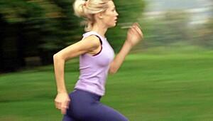 Løp kaloriene av deg!