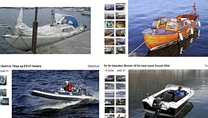 Båtkupp til under 50.000