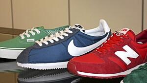 De enkle skoene er tilbake