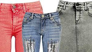 De nye jeanskodene