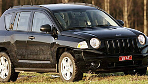 Jeep Compass er anti-SUV