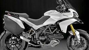 4 Ducati Multistrada 1200