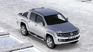 VW Amarok nytt arbeidsjern