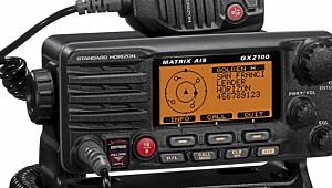 VHF og AIS i ett fra Standard Horizon