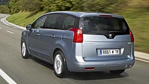 Peugeots nye familiefrakter