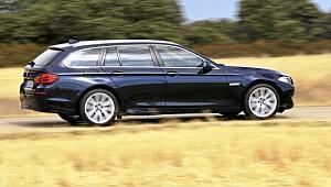 Her er nye BMW 5-serie stasjonsvogn