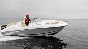 Kjekk flerbruksbåt
