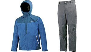 Helly Hansen Tofino Jacket/Packable Hybrid Pant