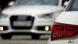 Her er nye Audi A1