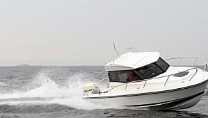 Sportslig helårsbåt