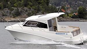 Familievennlig helårsbåt