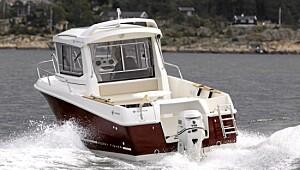 Helårsbåt med hyggelig pris