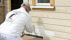 Dekkbeis, beis eller maling til husets overflatebehandling?