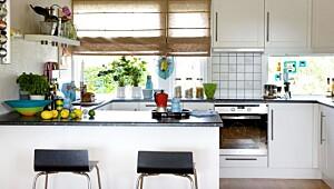 Nye fronter på kjøkkenet