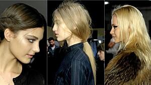 Catwalkhåret du styler selv