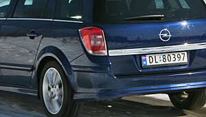 Opel Astra 1,9 CDTI: Vinnerkombinasjonen skuffer