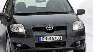 Toyota Auris: Sikkert stikk