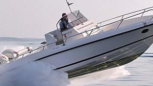 Høytflygende hurtigbåt