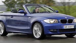 Liten, åpen og diskré BMW