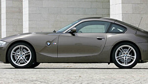 BMW Z4 M er i sitt ess på Estoril