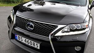SUV med hybrid-fryd
