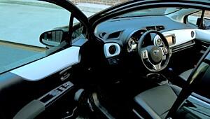 Lettkjørt og gjerrig hybridbil