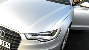 Den beste Audi A6-en