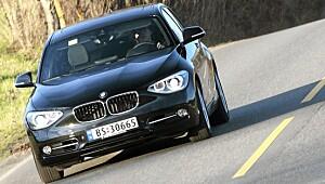 Rask og dyr BMW