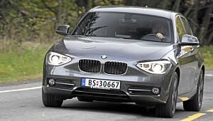 BMW 116d er best i klassen