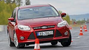 Ford Focus er best i kompaktklassen