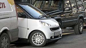 Nei, det er ikke en elbil