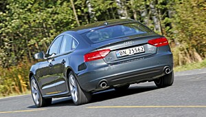 Nesten perfekt Audi