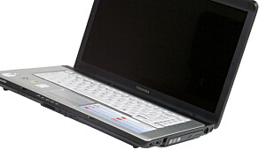 Test: Toshiba Satellite A210