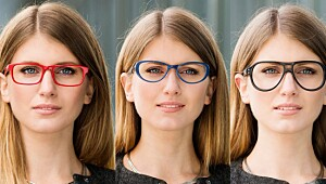 Slik forandrer du stilen kun ved hjelp av briller