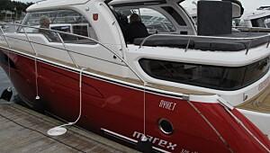 Akterkabinbåten er tilbake for fullt