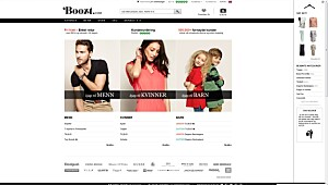 Test av nettbutikken Boozt.com
