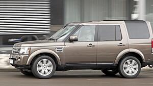 Diger og deilig Land Rover
