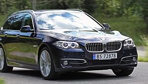 Derfor ville vi ikke valgt billigste BMW 5-serie
