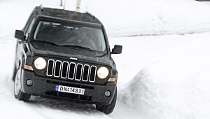 Jeep Patriot - europamerikansk SUV