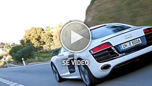 Vi kjører Audis raskeste