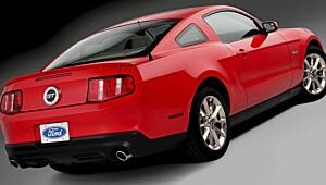 Ford Mustang tilbake med V8