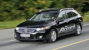 Hondas kjøreglade familiebil