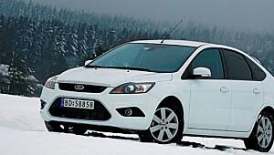 Ford Focus kjører best