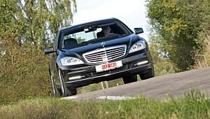 Vi har kjørt Mercedes' luksushybrid
