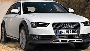 Den beste Audi A4 er en Allroad