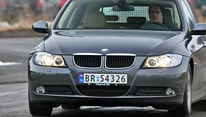 Trivelig og kjøreglad BMW