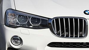 Jåle-SUV fra BMW